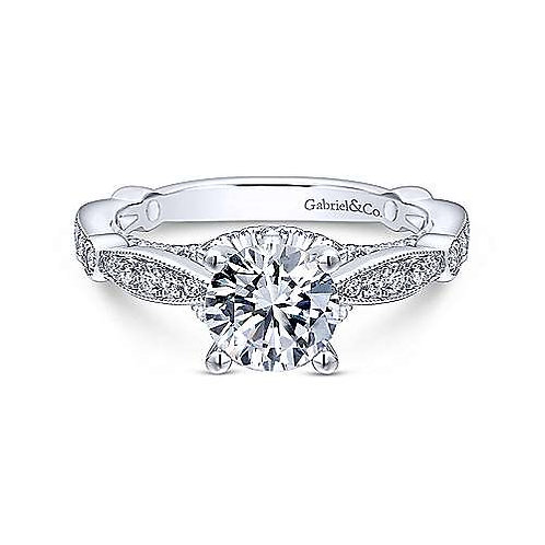Thistle Engagement Ring