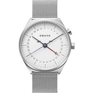 Dato-Steel Watch