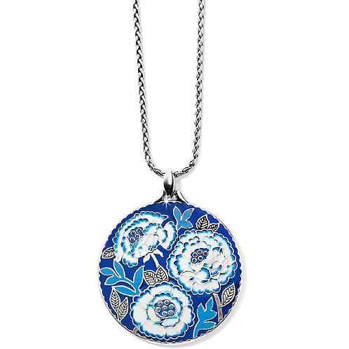 Journey To India Indigo Necklace