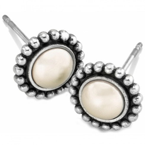 Luster Mini Post Earrings