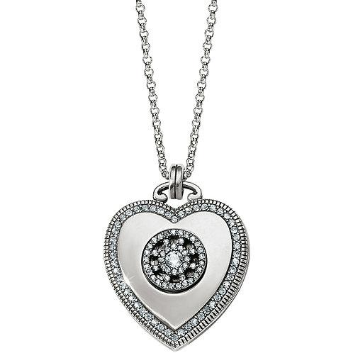 Illumina Heart Locket Necklace