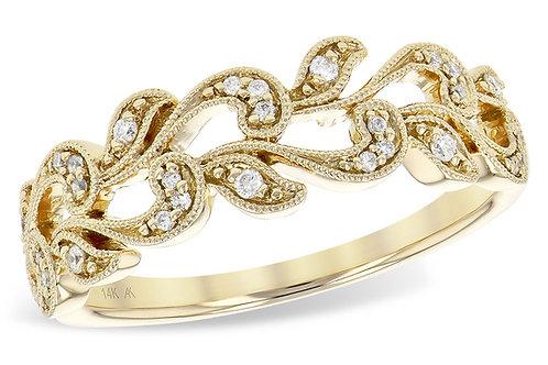 Gold Diamond Rind