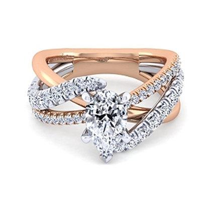 Zaira Diamond Ring