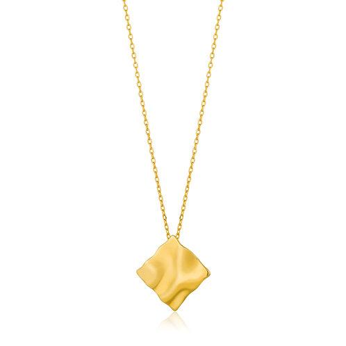Crush Square Necklace