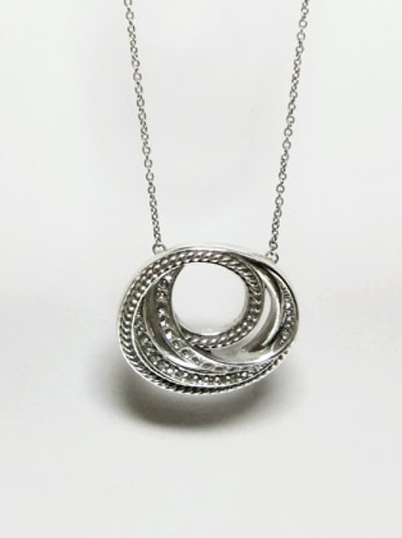 Neptune's Rings Necklace