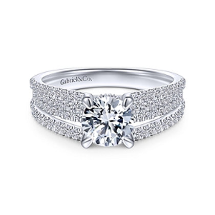 Norma Diamond ring