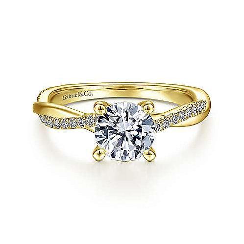 Campana Diamond Ring