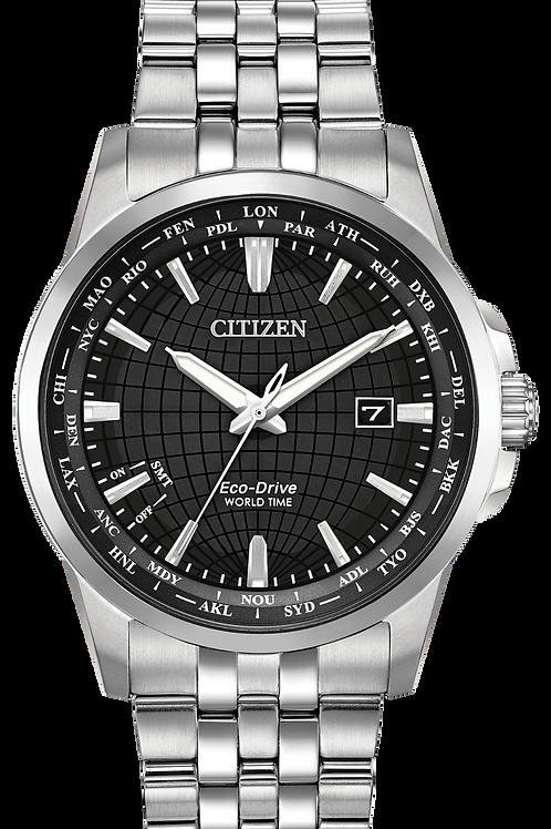 Citizen World Time Perpetual Calendar Watch