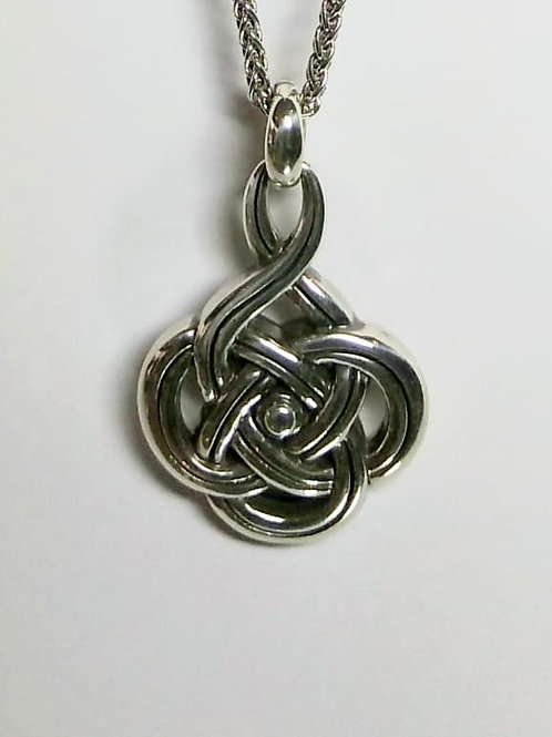 Interlock Necklace