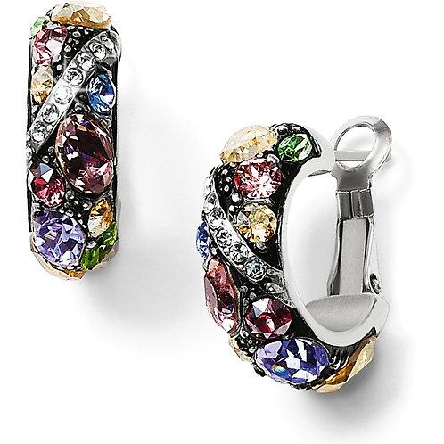 Trust Your Journey Earrings (pastel)