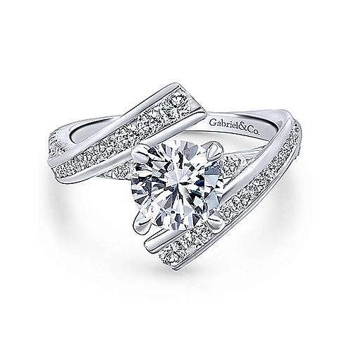 Rogue Diamond Ring