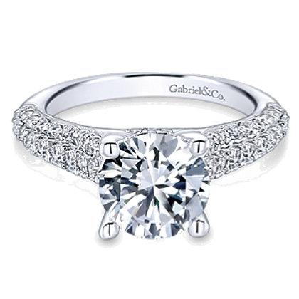 Tina diamond ring