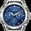 Thumbnail: Swarovski® Crystal Blue Drive Watch