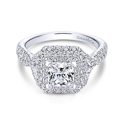 Halle Diamond Ring