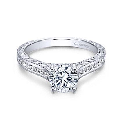 Abby Diamond Ring