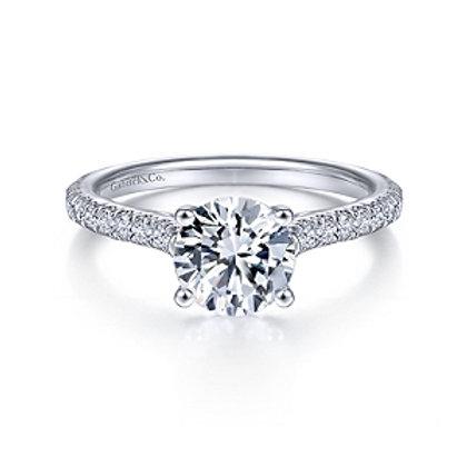 Josephine Diamond ring
