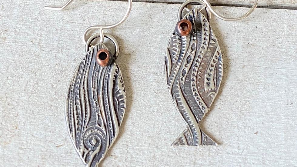 Go fish ears