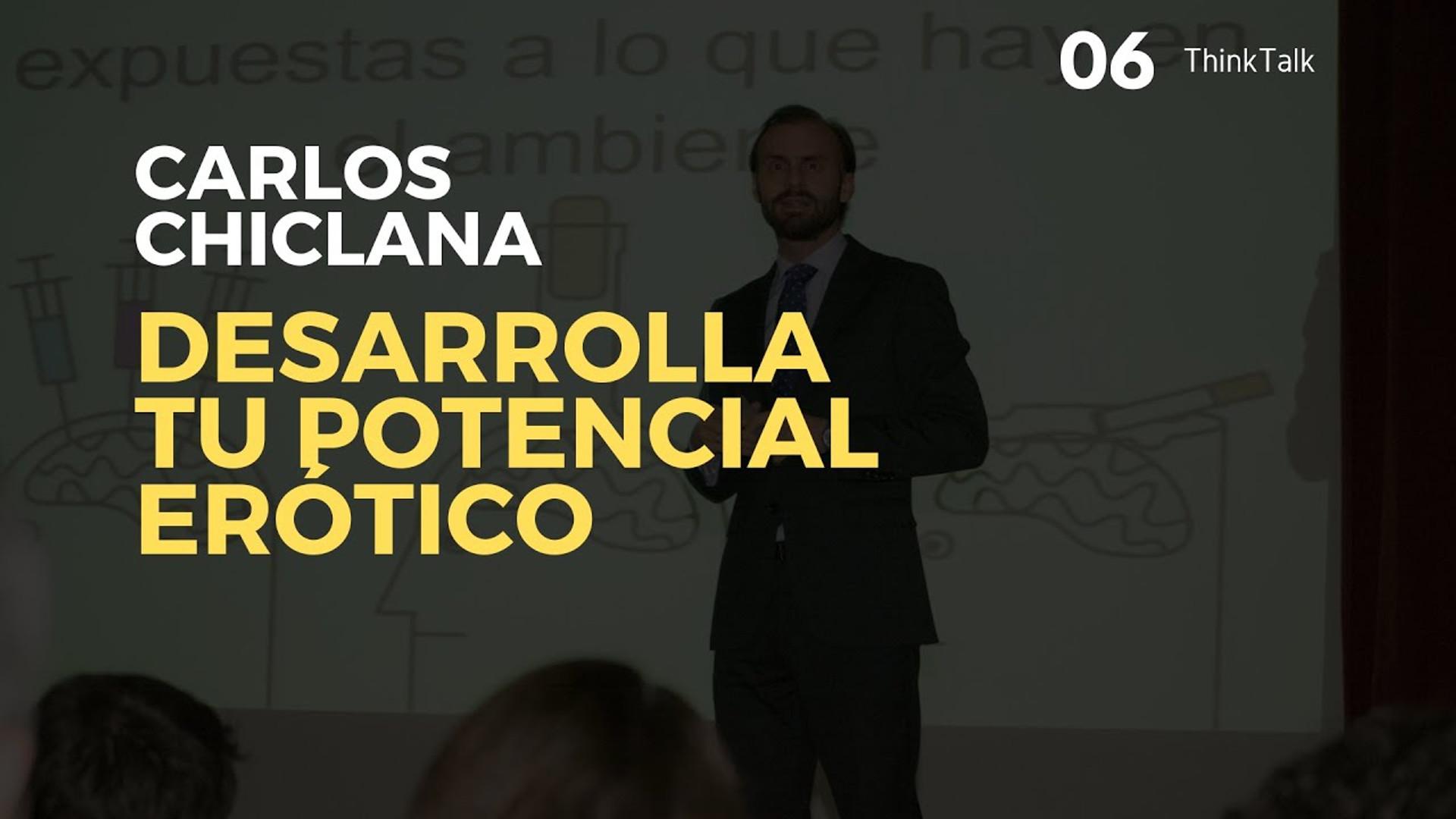 ThinkTalk6: Carlos Chiclana, psiquiatra y especialista en afectividad