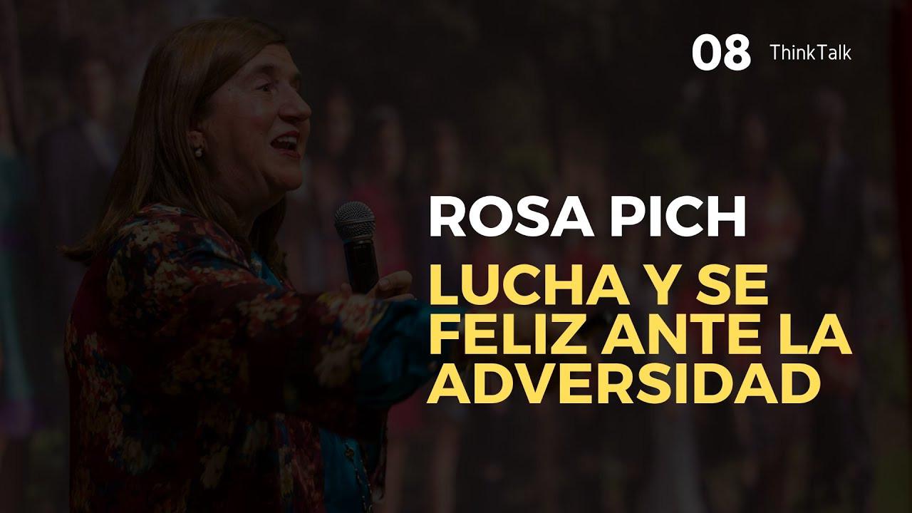 ThinkTalk8: Rosa Pich, confinada con 14 hijos.