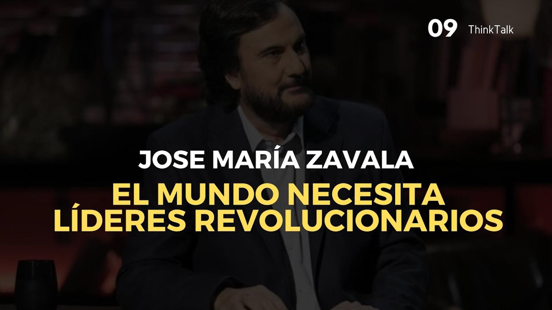 ThinkTalk9: Jose María Zavala. Periodista, escritor y director de cine.