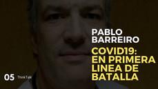 ThinkTalk5: Pablo Barreiro, médico IFEMA