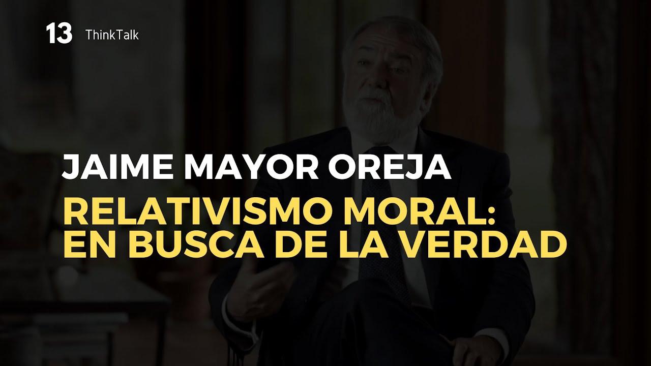 ThinkTalk13: Jaime Mayor Oreja