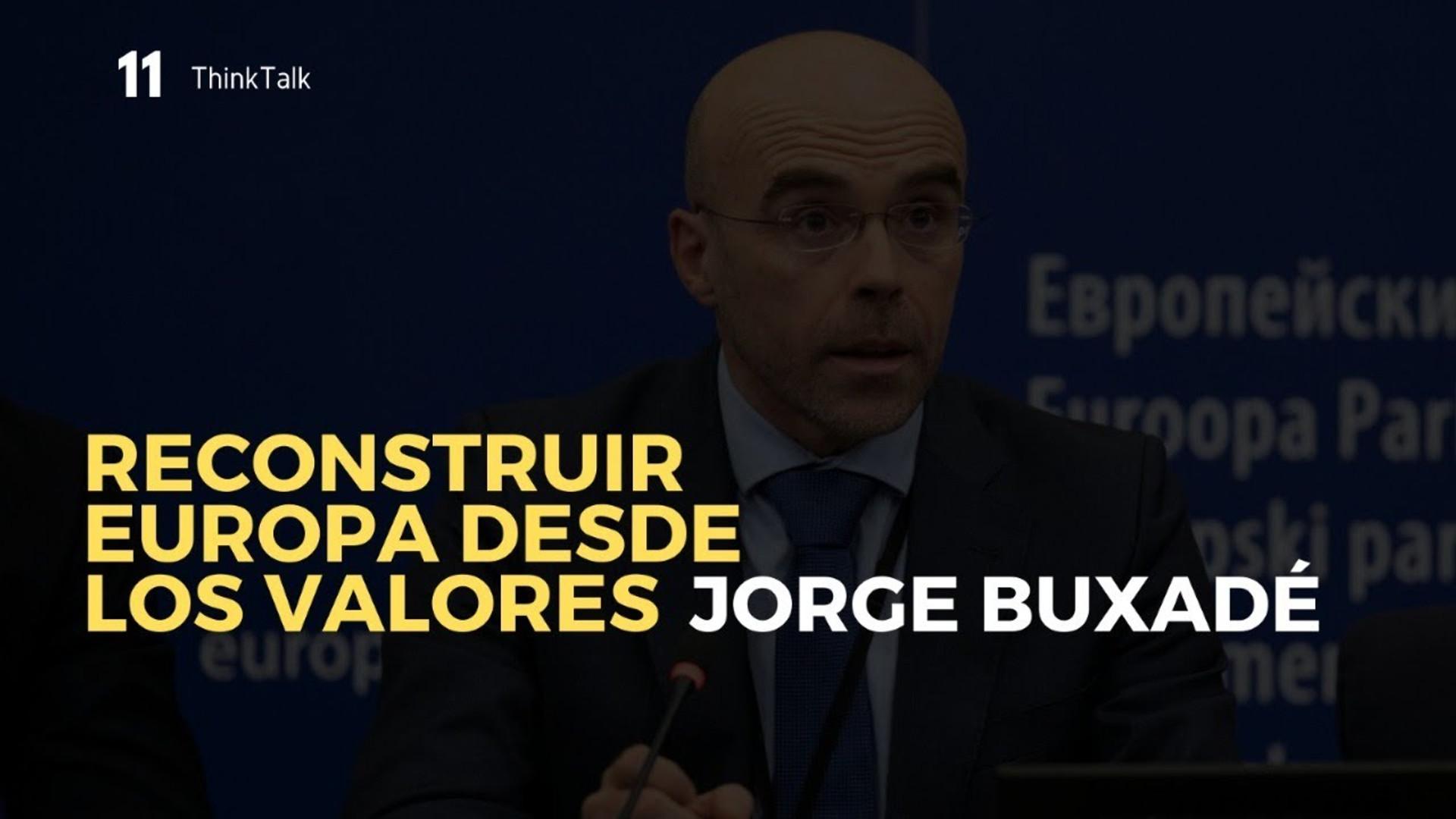ThinkTalk11: Jorge Buxadé, Eurodiputado