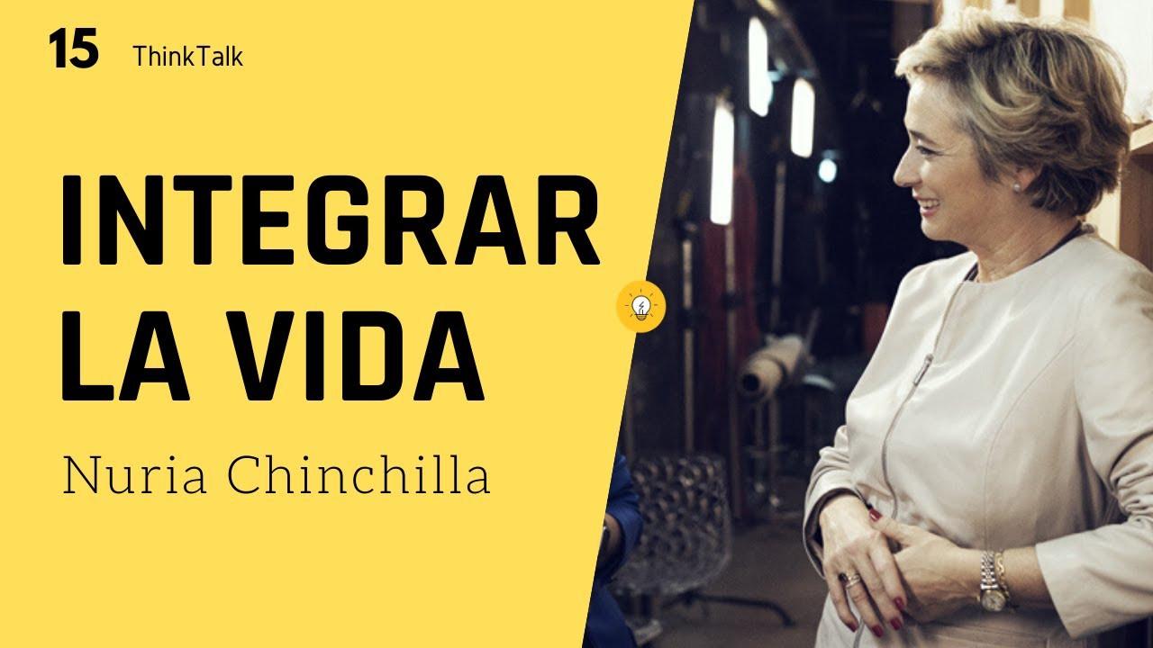 """ThinkTalk15: Nuria Chinchilla, fundadora IESE Women in Leadership, doctora """"cum laude"""" en Economía"""