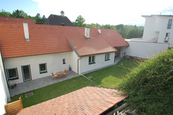 Apartment 2: Innenhof
