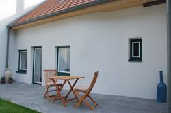 Apartment 2: Garten