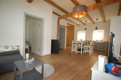 Apartment 1: Essbereich