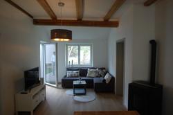 Apartment 1: Wohnzimmer
