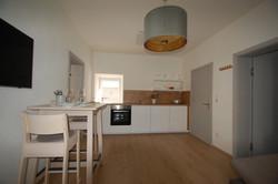 Apartment 2: Küche