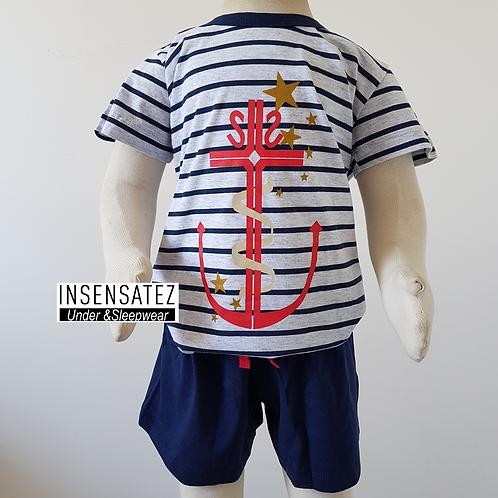 Short Doll Navy Inf.