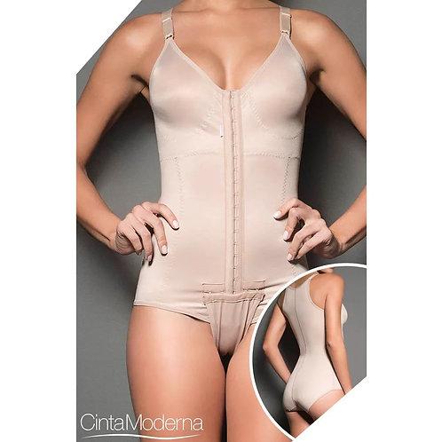 Body Modelador Pós Cirúrgico Abertura Frontal