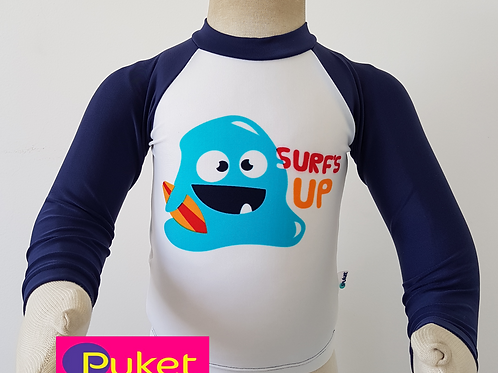Camiseta Baby FPS 50
