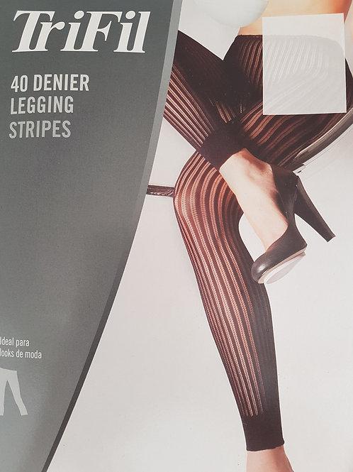 Legging Stripes Fio 40
