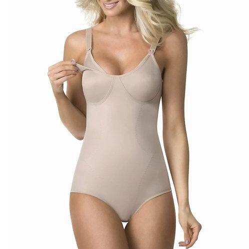 Body Modelador Pós Cirúrgico Amamentação