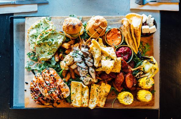Platter/Tapas Attaboy Bar & Restaurant Dapto