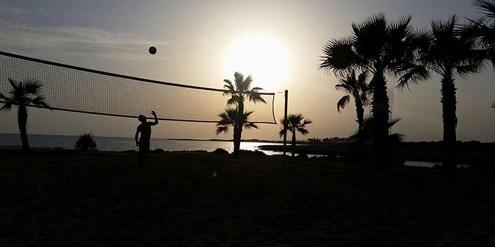 tournoi beach volley mixte 2x2 du 28 juin 2020