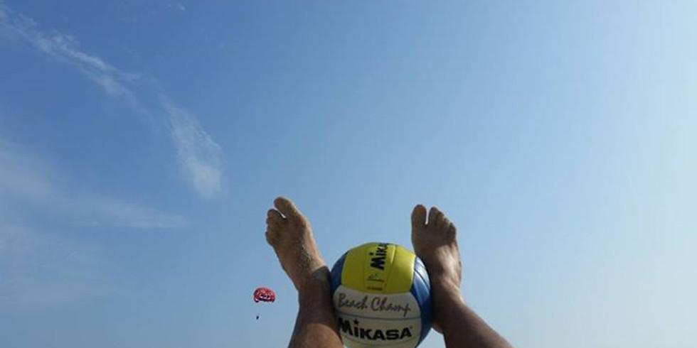 tournoi beach volley mixte 2x2 / 26 juillet 2020