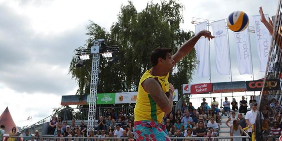 tournoi beach volley mixte 2x2 / 31 mai 2020