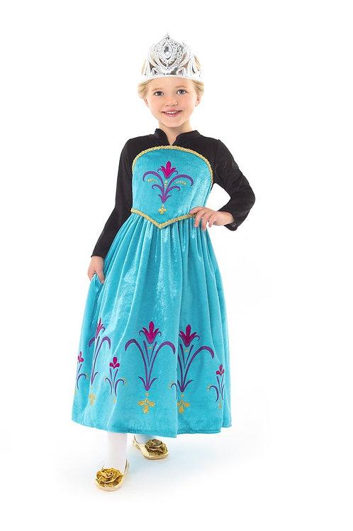 Ice Queen Coronation Dress