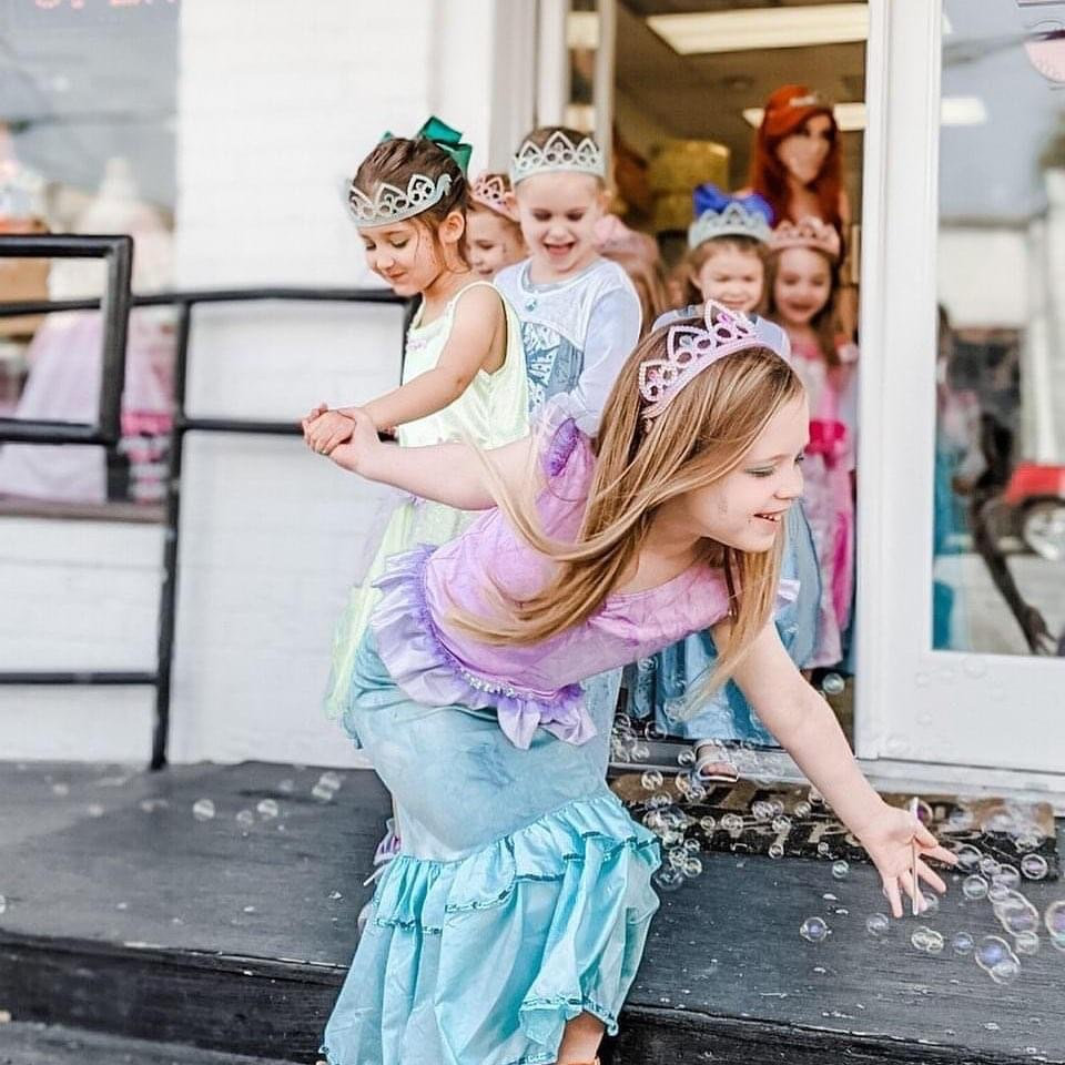 Mermaid Princess Camp