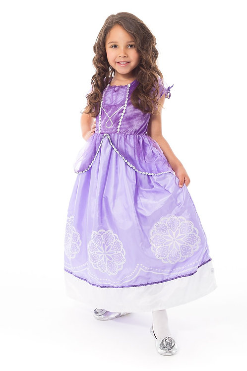 Purple Amulet Princess