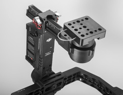 Quick Release plate mounted
