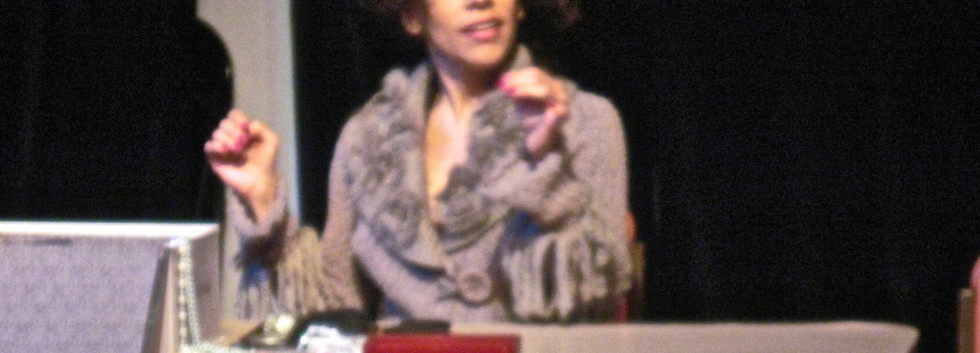 As Ruth McKintire in Paper Bell