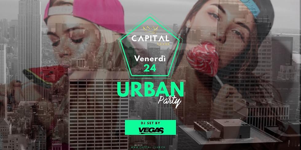 Urban Parry