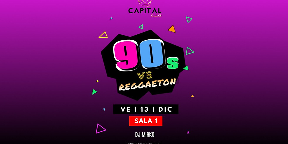 90's vs Reggaeton (SALA1)