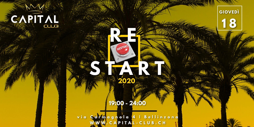 RESTART 2020 Party